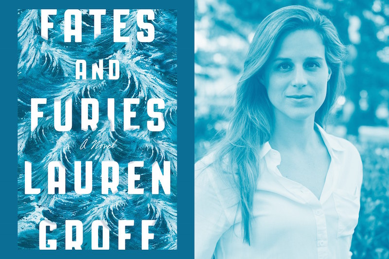 Open Book Club Fates And Furies By Lauren Groff Island Books