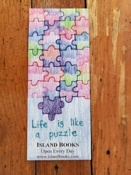 Sydney Chou's bookmark