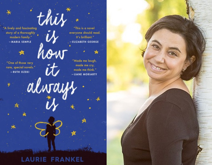open book club this is how it always is by laurie frankel island